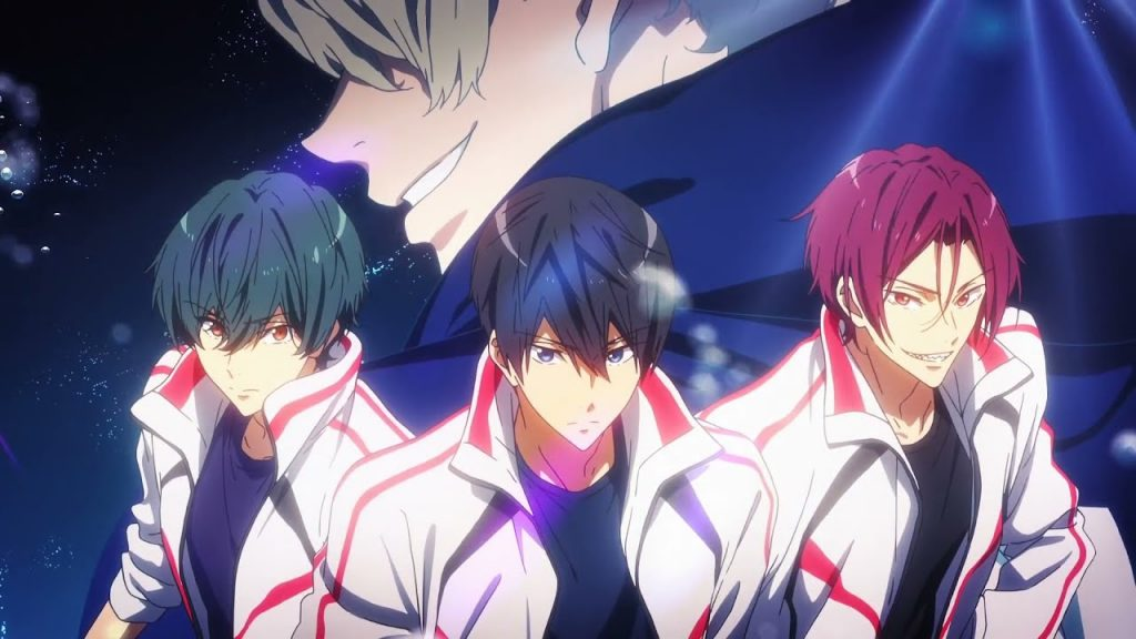 Free! The Final Stroke Part 2