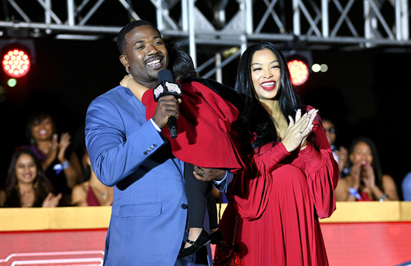 Ray J Debunks Rumors! Says his Family is there with him