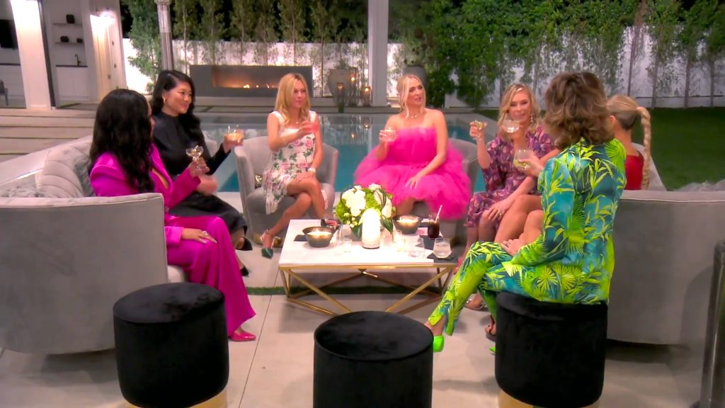 The Real Housewives of Beverly Hills Season 11 Reunion Part 1