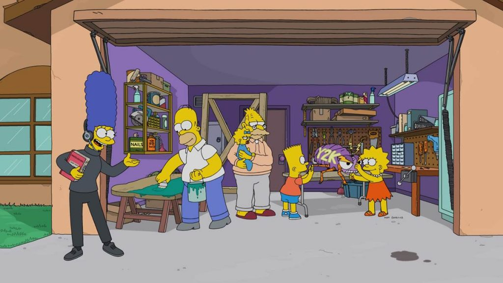 The Simpsons Season 33 Episode 4